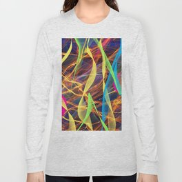 Ribbon Dance Long Sleeve T-shirt