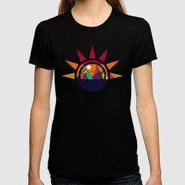 Mountain Mosaic T-shirt