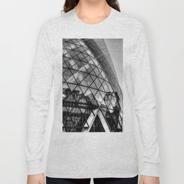 The Gherkin, London Long Sleeve T-shirt