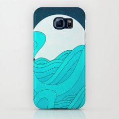The Moon and the Sea Galaxy S6 Slim Case