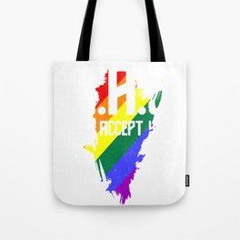 g.a.y. - Gay Pride T-Shirt Tote Bag