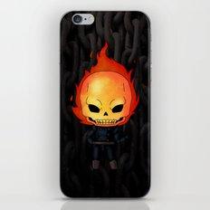 Chibi Ghost Rider iPhone & iPod Skin
