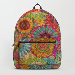 Mysterious Mandalas Backpack