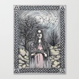 Maid, Mother, Crone Canvas Print