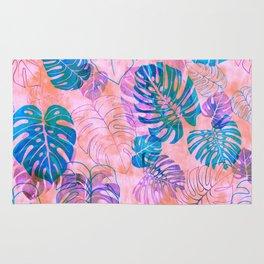 Kona Tropic Coral Rug