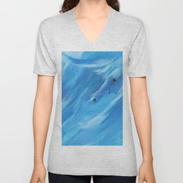 Spirit Wave Unisex V-Neck