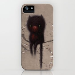 Bellamy and the Birds iPhone Case