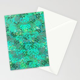 Spring Leaves #2 Stationery Cards