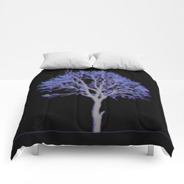 Electric Tree 01.5 Comforters
