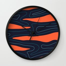 Clear Boundaries Impede the Progress of Multiple Parties Wall Clock