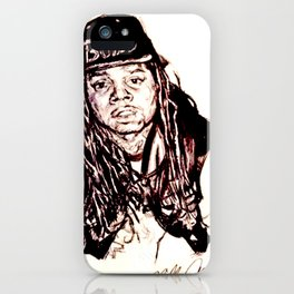 King Louie iPhone Case