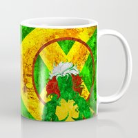 rogue Mugs featuring Rogue by Some_Designs