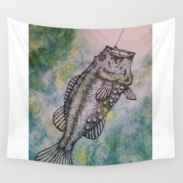captured Wall Tapestry