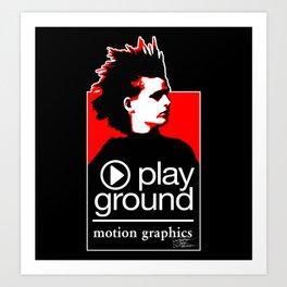 Image Playground 01 Art Print