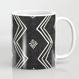 Village in Black and White Coffee Mug