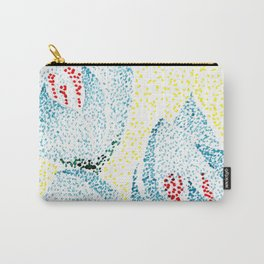 flower_III Carry-All Pouch