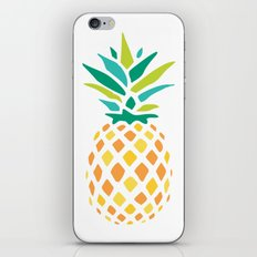Summer Pineapple iPhone & iPod Skin