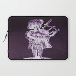 PURPLE PIPER Laptop Sleeve