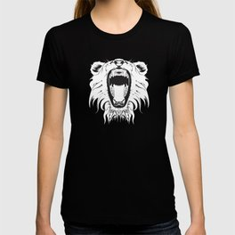 Aggressive Lion T-shirt