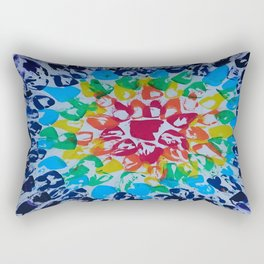 D'art of Centre Rectangular Pillow