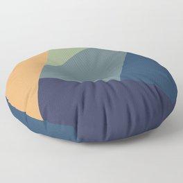 River Gems #1 Floor Pillow