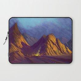 mountain landscape Laptop Sleeve
