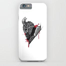 Viking Warrior | Raven Odin Valhalla Valknut Loki iPhone Case