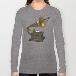 Vintage Songbird - colour option Long Sleeve T-shirt