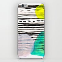 southwest iPhone & iPod Skins featuring Southwest by Jessalin Beutler