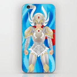 Leora of Valor iPhone Skin