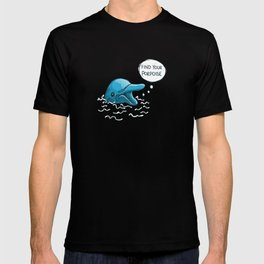 Find Your Porpoise T-shirt