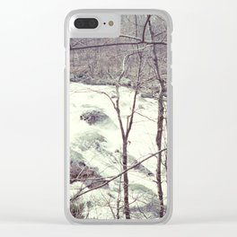 some other falls Clear iPhone Case