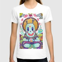 bugs T-shirts featuring Bugs Budha by Andon Georgiev