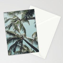 Kuau Palm Beach Maui Hawaii Sea Green Stationery Cards