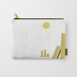 Columns in the sun Carry-All Pouch