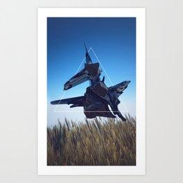 Morphye Art Print