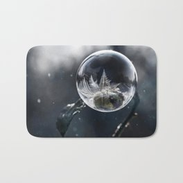Winter wonders Bath Mat