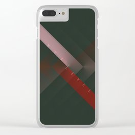 Next Level Clear iPhone Case
