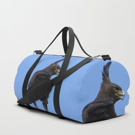 Long Crested Eagle Duffle Bag