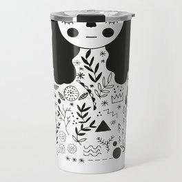 Symbols Travel Mug