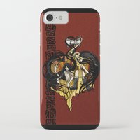 """tyrion iPhone & iPod Cases featuring Reverse roleplay: Of Shadow and Gold by Barbora """"Mad Alice"""" Urbankova"""