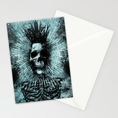 Death King Stationery Cards