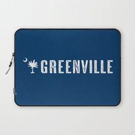 Greenville, South Carolina Laptop Sleeve