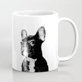 Majestic French Bulldog Modern Coffee Mug
