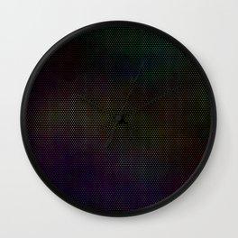 Rainclouds Wall Clock