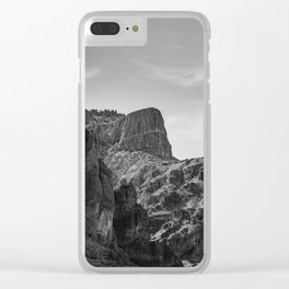 Superstition Mountains - Arizona II Clear iPhone Case