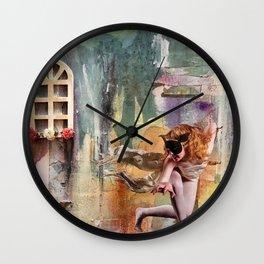 Dancing in the Dreamlight Wall Clock