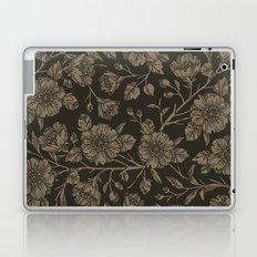 Midnight Blooms Laptop & iPad Skin