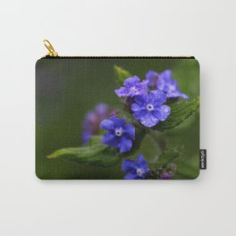 Omphalodes verna - JUSTART © Carry-All Pouch