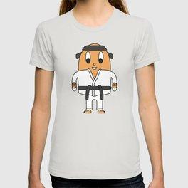Karate-Fighter Egg T-shirt